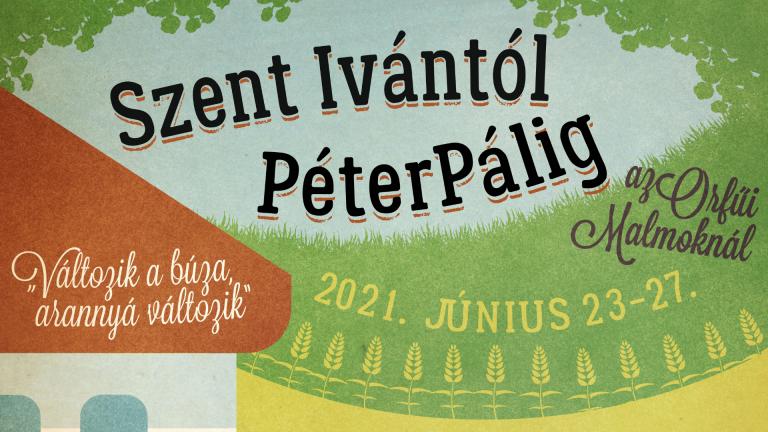 Szent Ivántól PéterPálig